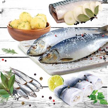 Риба слабосолона